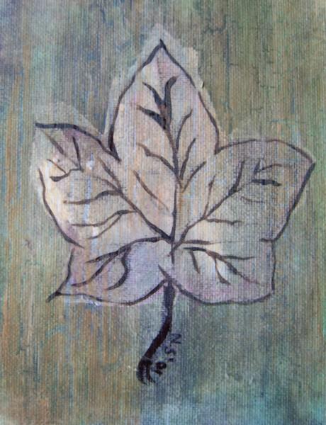 Decorative Leaf 2