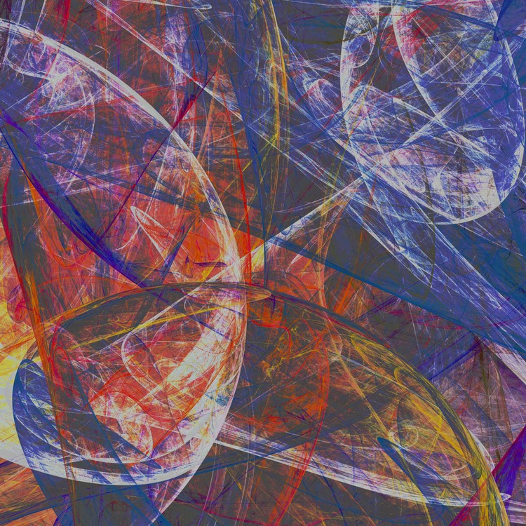 Abstract Composition 314
