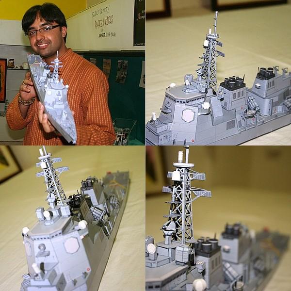 Paper Model of