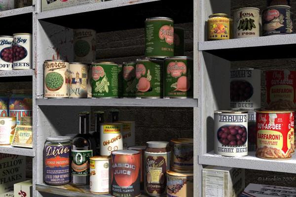 elmers pantry
