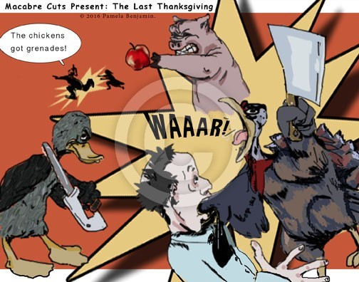 Macabre Cuts Present: The Last Thanksgiving