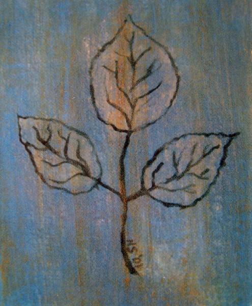 Decorative Leaf 3
