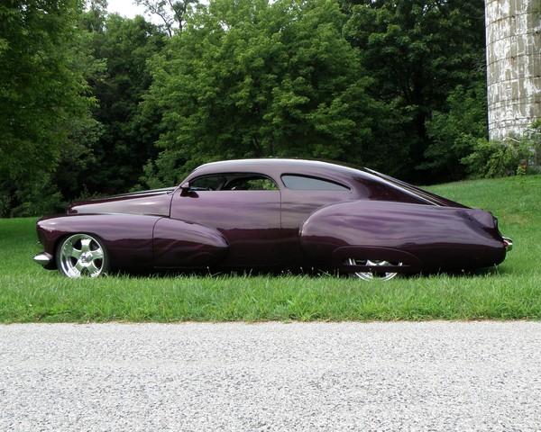 47 Customized Cadillac