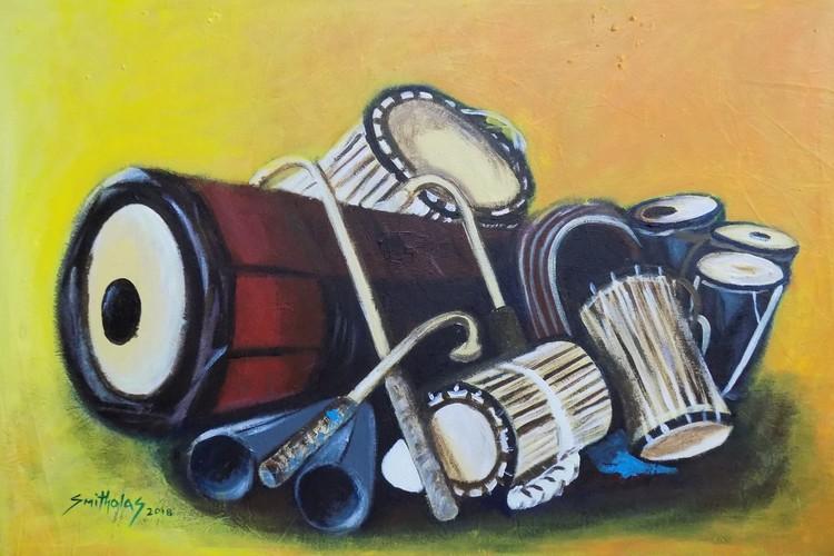 Nigeria Traditional Musicical instrument