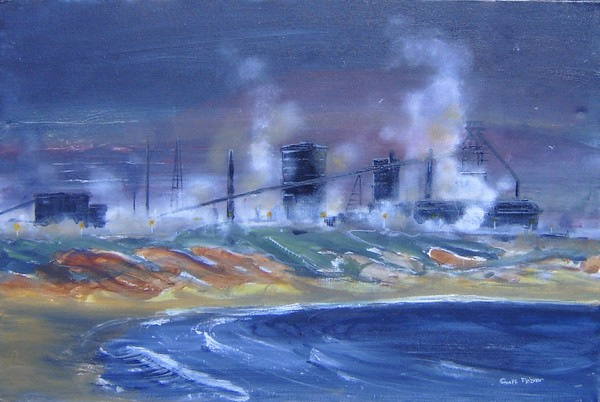 Steel Industry - Twilight?