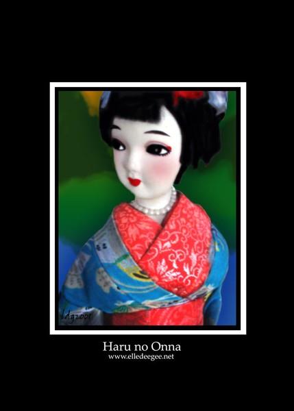 Haru no Onna (Spring Maiden)