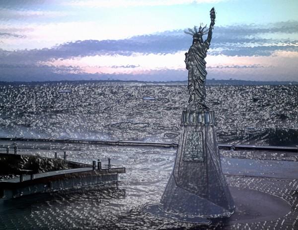 Statue of Liberty (Seattle, WA)
