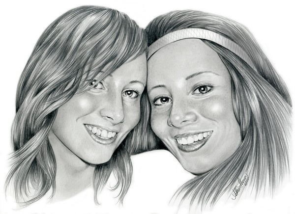 Clare & Amy