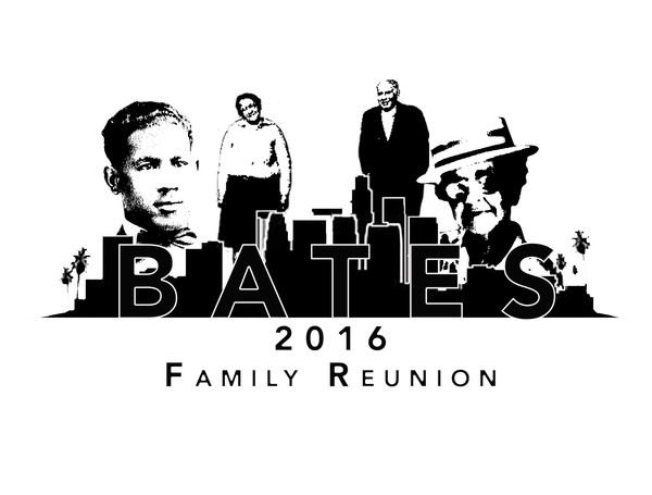 Bates 2016 LA Family Reunion