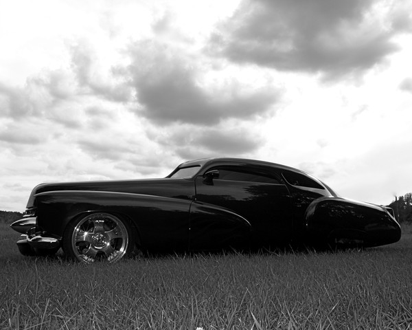 'Classic Daddy' 47 Customized Cadillac