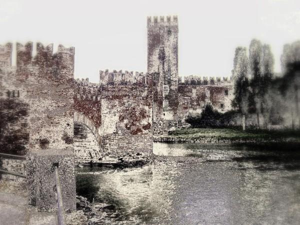 Il castello degli Scaligeri