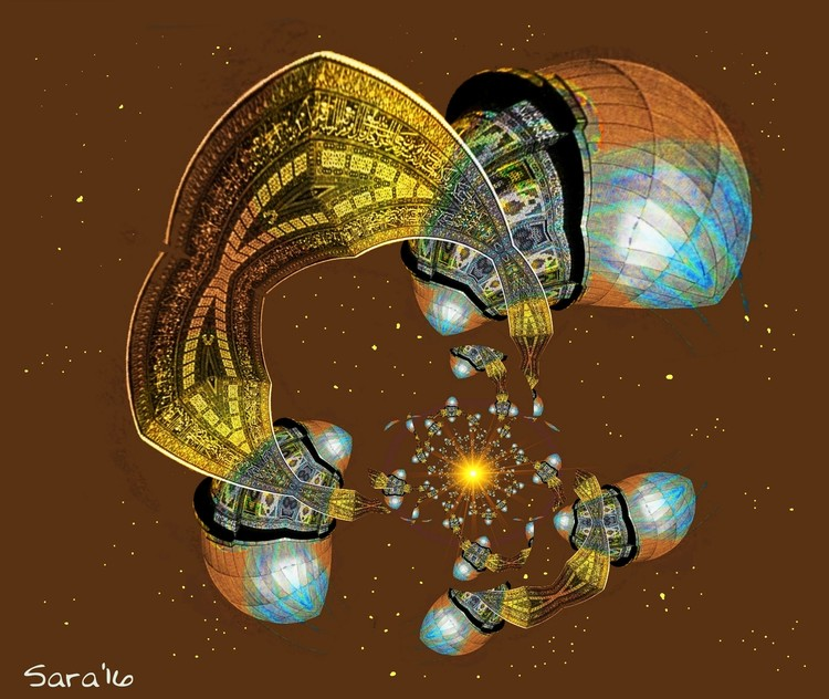 Alien Space Colony