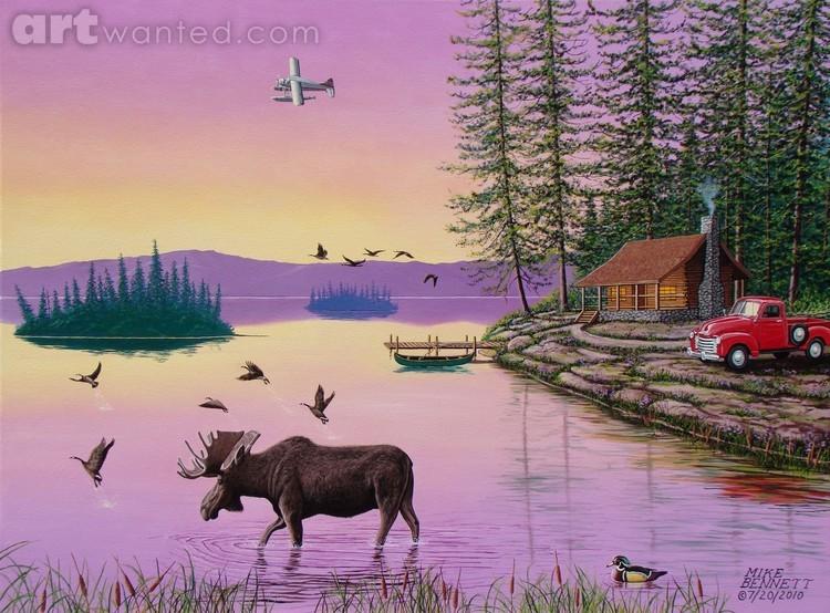 Moose Lake