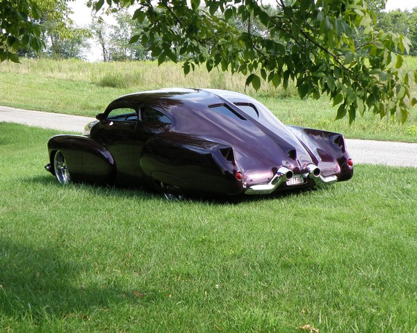 1947 Customized Cadillac