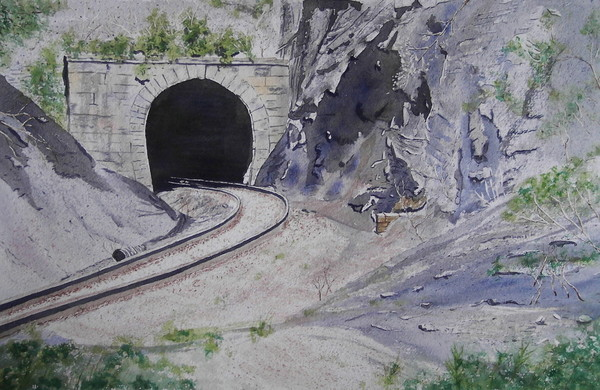 Cumberland gap RR tunnel