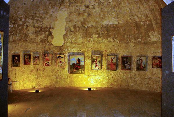 exhibition Crete