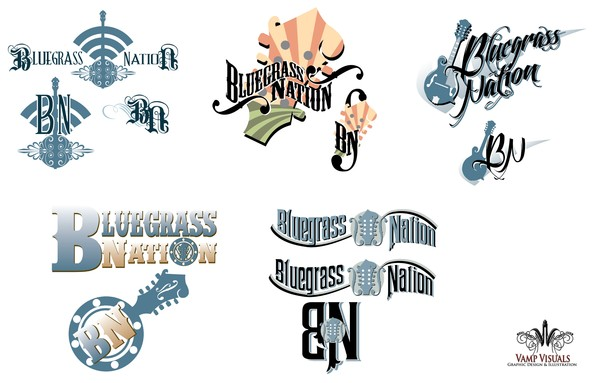 Concepts for Bluegrass Nation