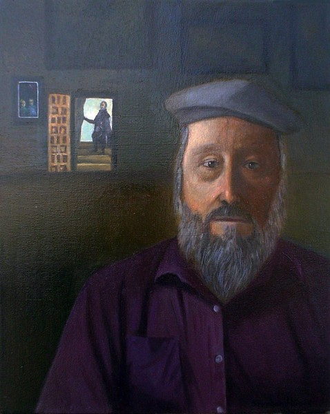 Self Portrait--View From the Past