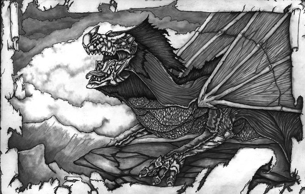 Another Dragon....The Roar
