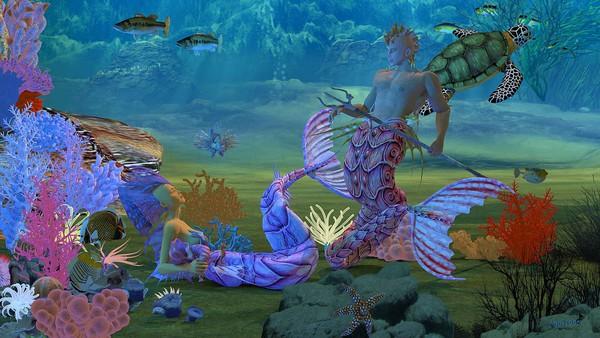 A fishy world