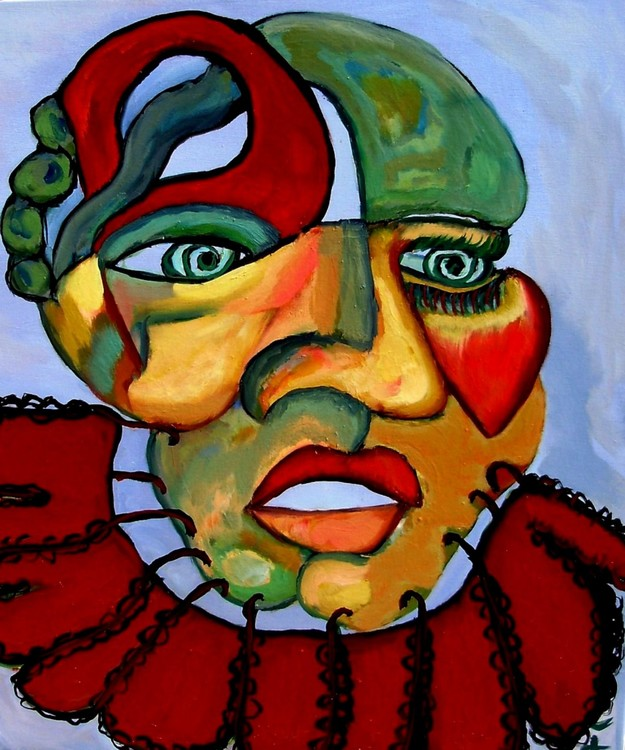 Mask of a Clown