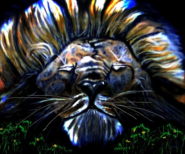 Lion I'm Dyin'