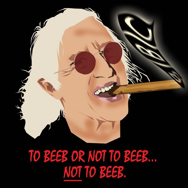 A voice from the grave-Jimmy Saville
