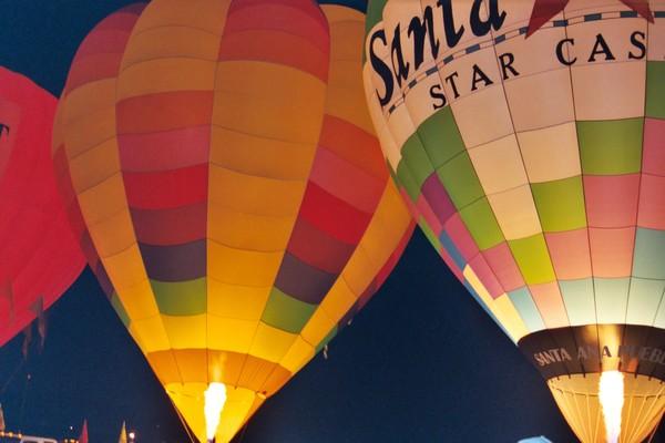 Dawn glow in Albuquerque II