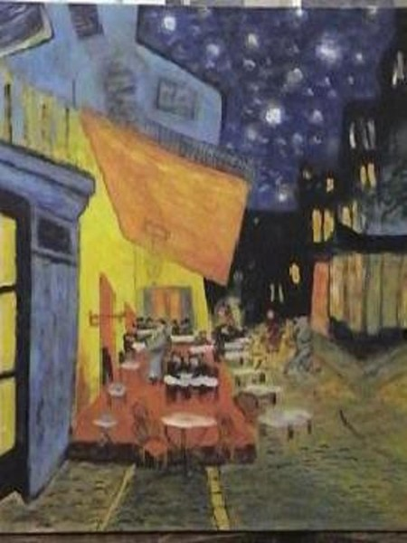 THE NIGHT CAFE by GATOGARRY version