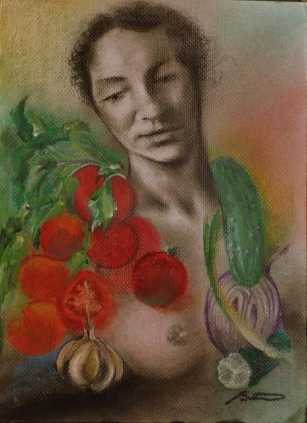 Fruits-silence-life....