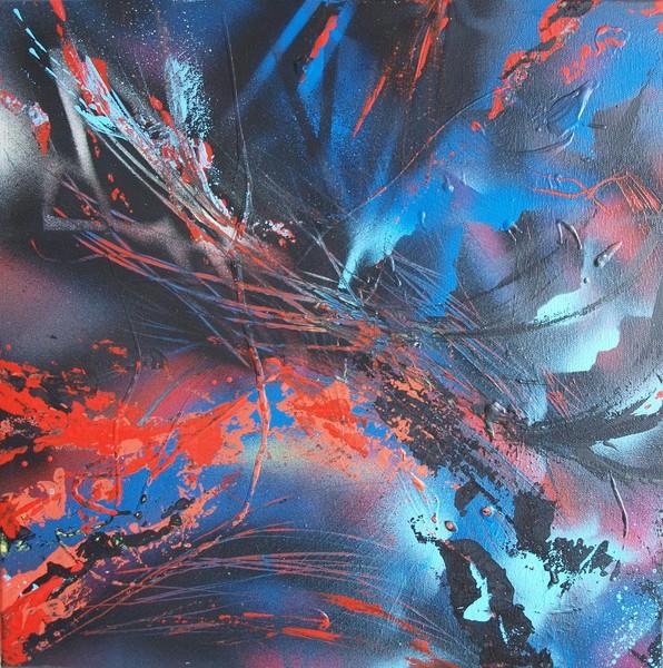 abstract sprayart 35