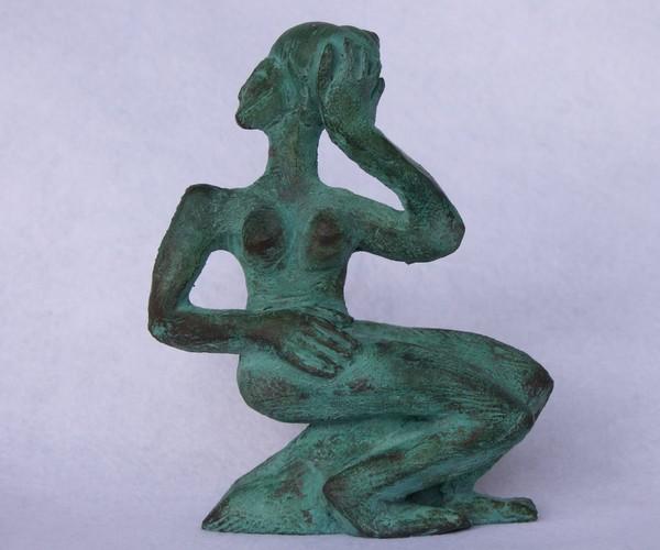 Schneckendame - Snail Lady