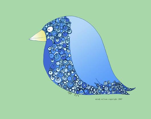 Bloo Birdy