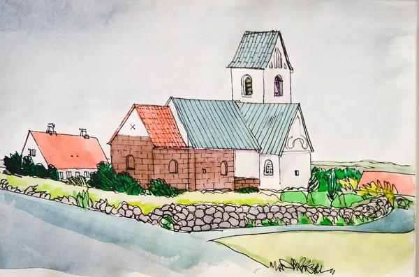 church at the westcoast