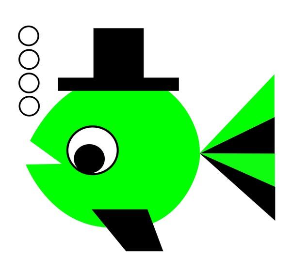 bub hat fish