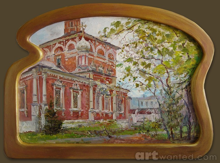 Church Vvedenia v Barashah/Moscow