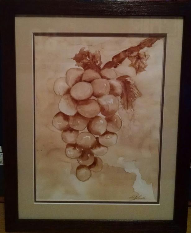 Coffee Grapes