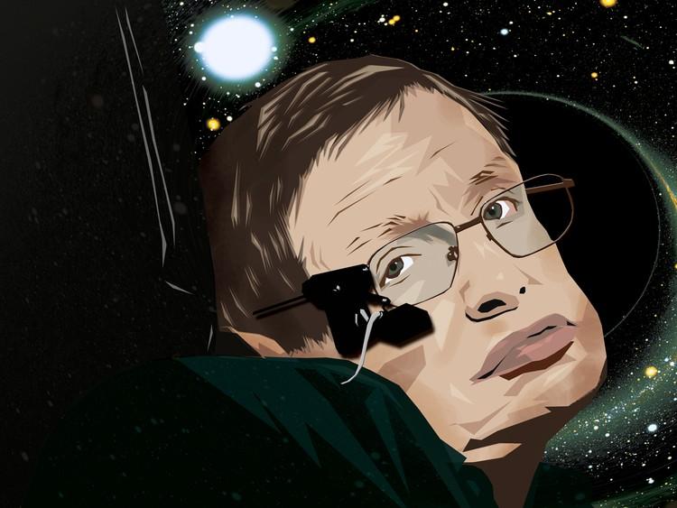 RIP-Stephen Hawking, 1942-2018