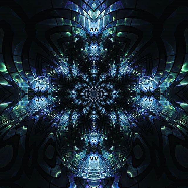 Digital playground 19-1-18-1 · · · #fractal #fractalart #fractals #digitalart #art #fractalplanet #a