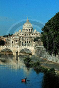 S. Peter's Cathedral - Rome, Italy