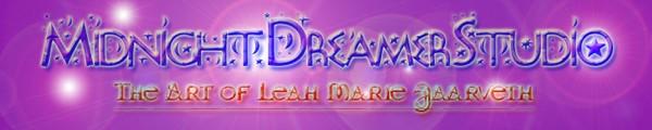 Midnight Dreamer Studio Banner #2