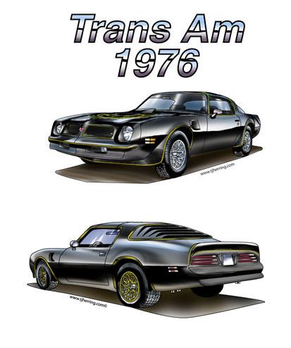 1976 Trans Am