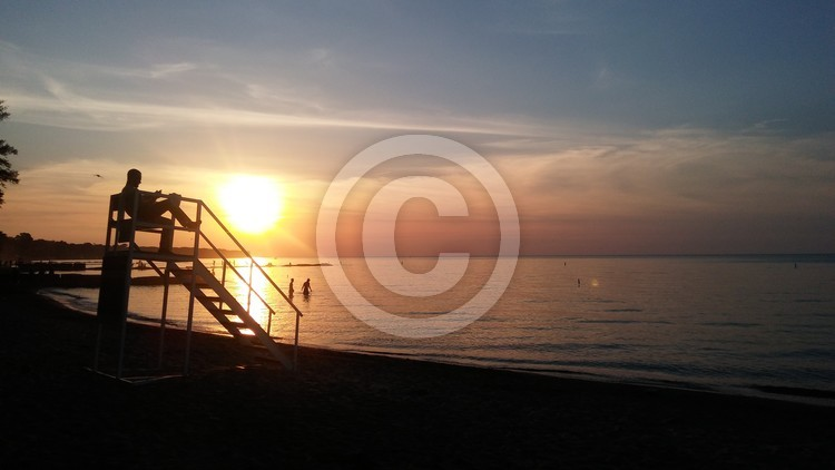 Lakeview beach lorain ohio