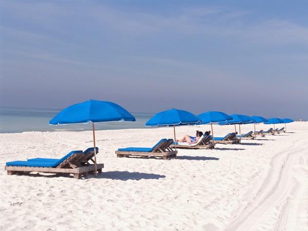 Pensacola Beach Lineup