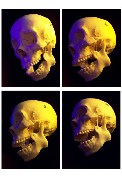 The Skull page seven