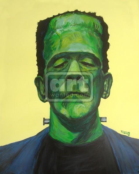 Frankenstein salutes you!
