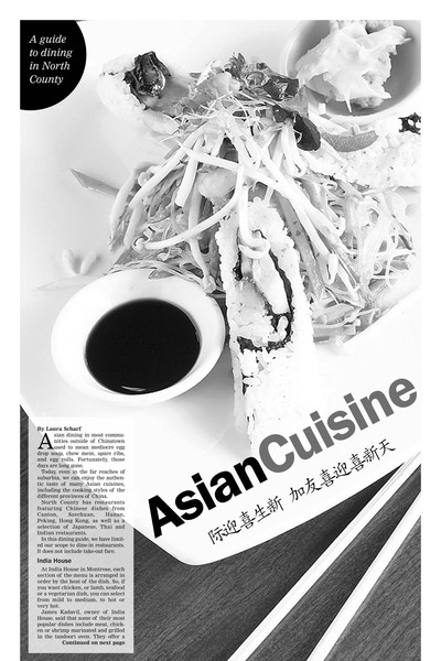 Asian Cuisine Guide Cover