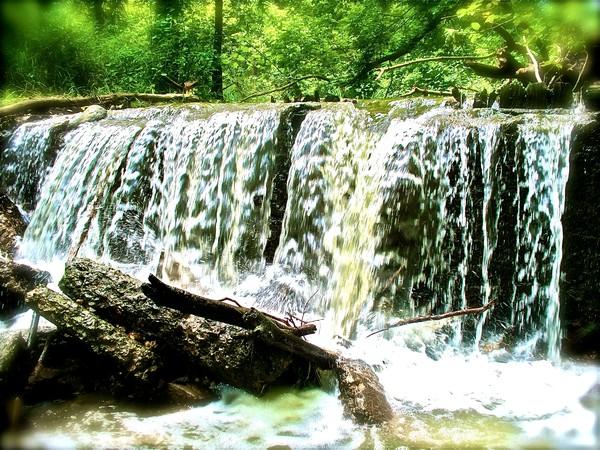 Grand River in Brantford, Ontario