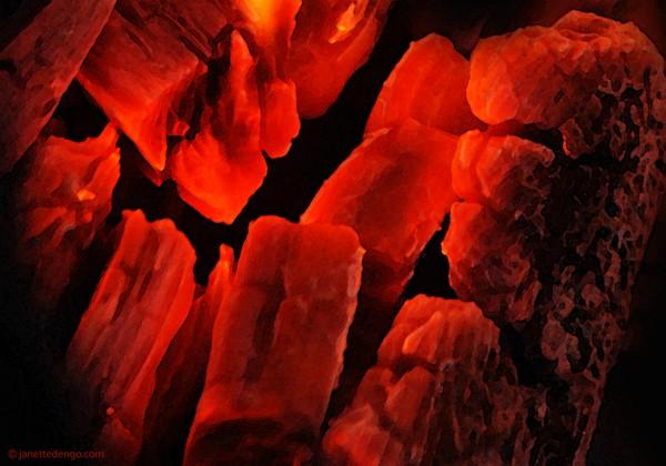 Amber Heat