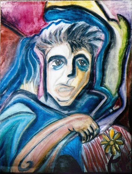 Cubistic Self Portrait
